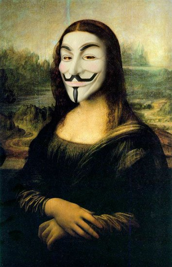 Solosequenosenada Mona Lisa Anonymous Gioconda
