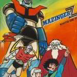 Mazinger Z, Album 1, portada