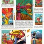 Mazinger Z 2, Album 2, página 16