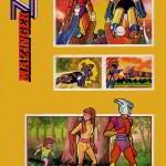 Mazinger Z 2, Album 2, contraportada