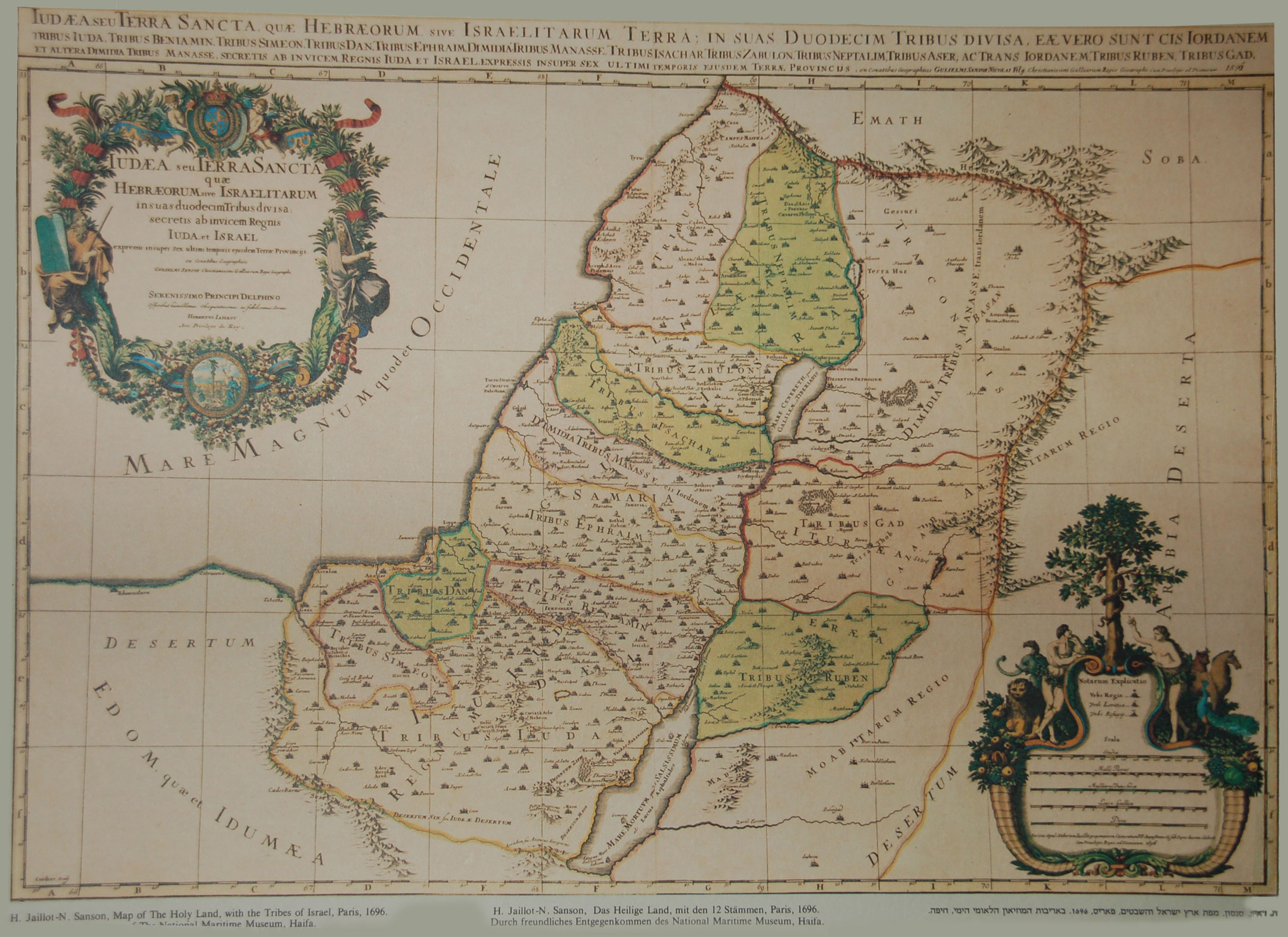 Detalles del mapa