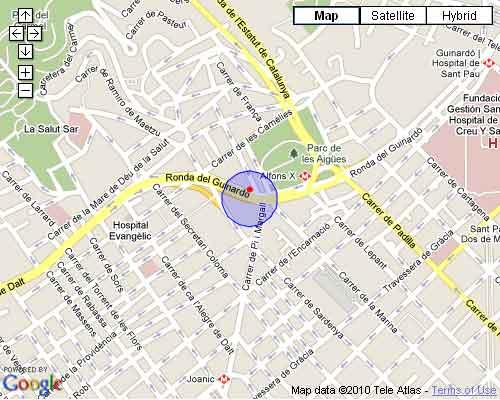 Encuentra en un mapa donde está tu portátil perdido o robado.