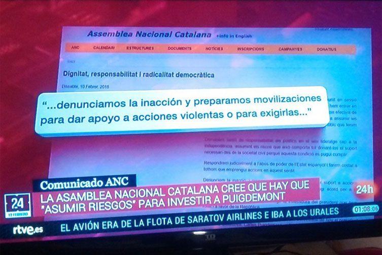 Ideología De Los Medios De Comunicación En España