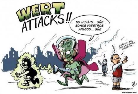 Wert Attacks españolizando niños catalanes